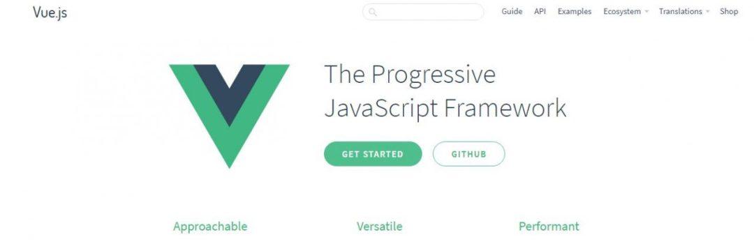 Vue.js - JavaScript Library