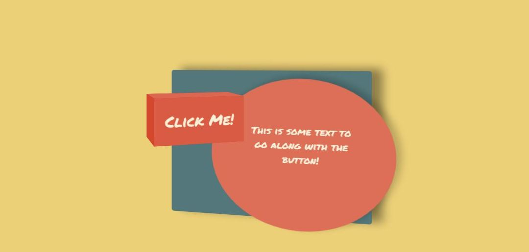 Amazing CSS Animated Button Code