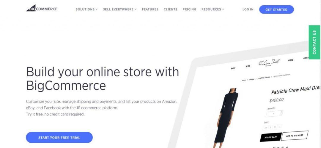 Bigcommerce - Ecommerce Software and Shopping Platform