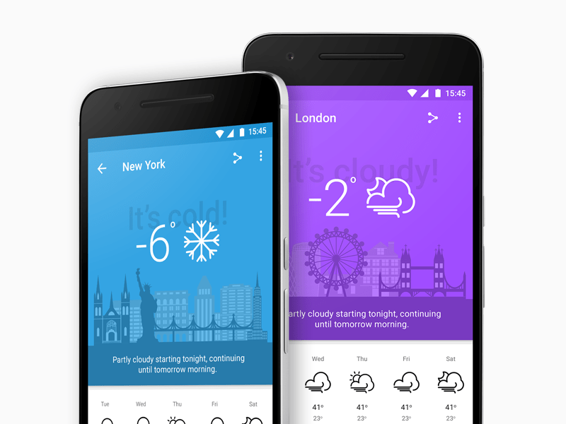 Yet Another Weather App