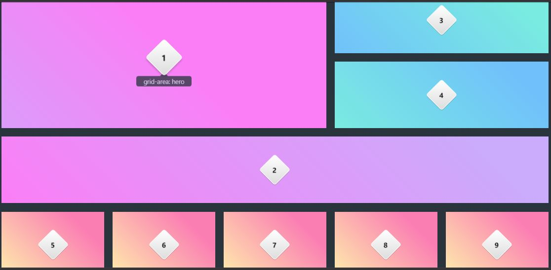 10+ Creative CSS Grid Examples