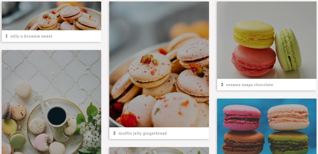 CSS Grid Responsive Image Gallery