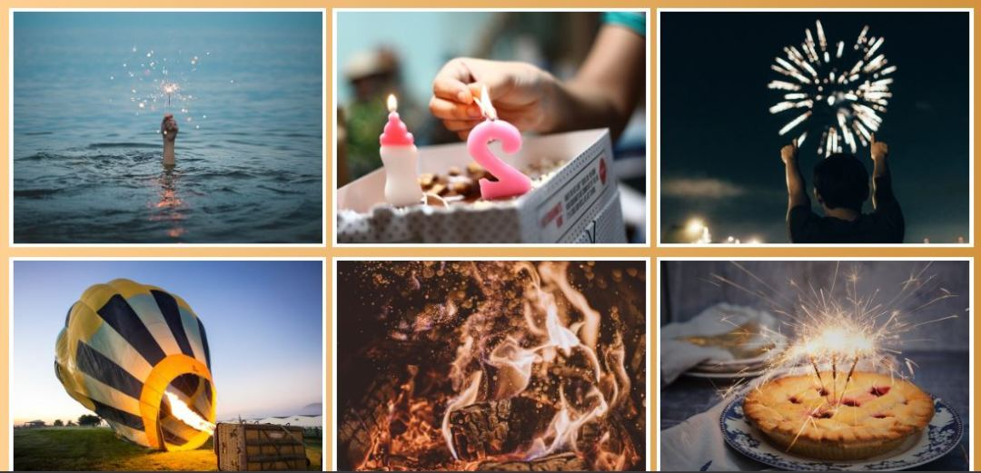 React and CSS Grid Image Gallery