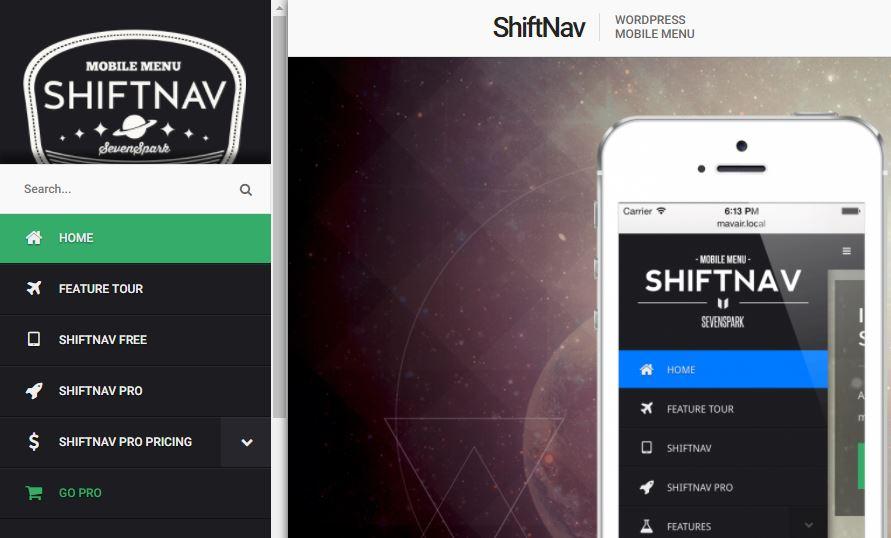 ShiftNav Free