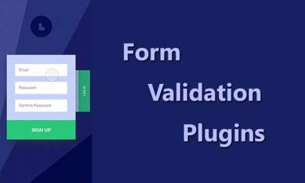 10 Best jQuery Form Validation Plugins