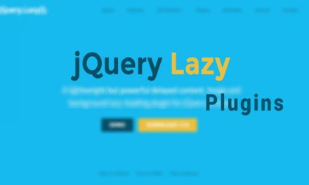 12 Best jQuery Lazy Load Plugins