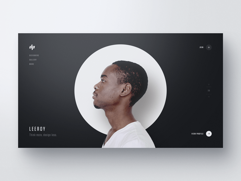 Designer Profiles — Part 3