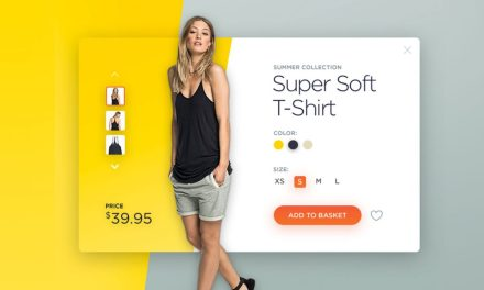 20+ Ecommerce Product View UI Design Concept