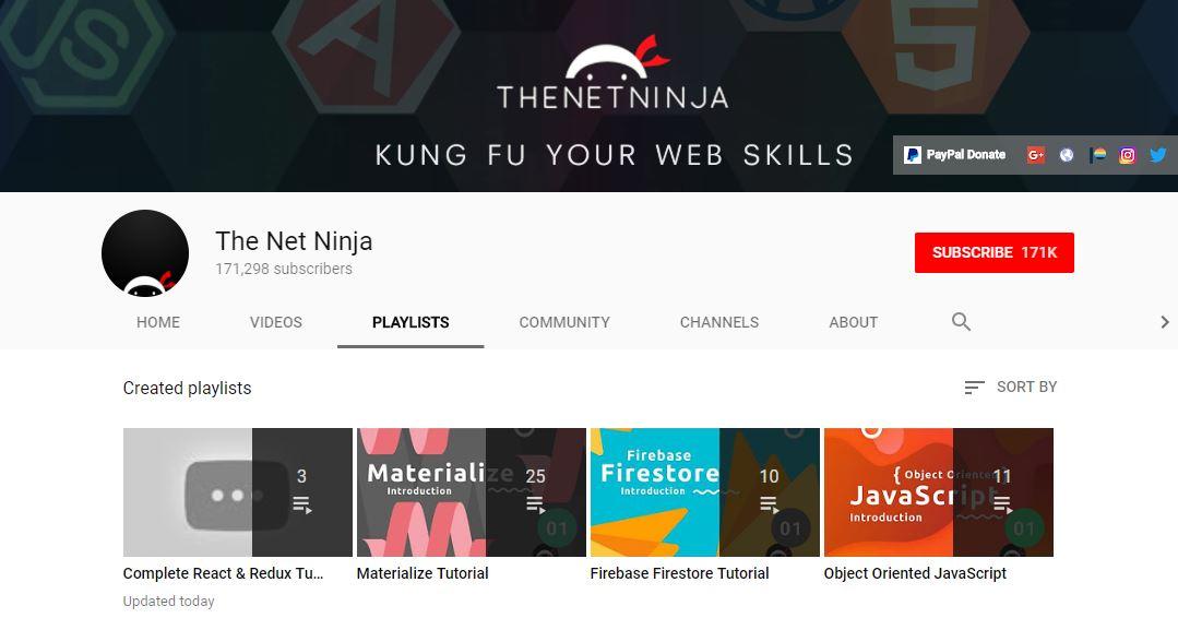 The Net Ninja