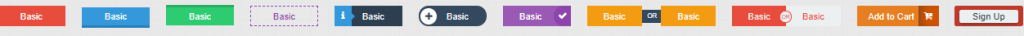 Basic CSS Buttons