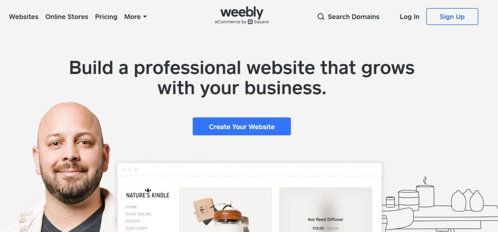 Weebly - Free Mobile Website Builder