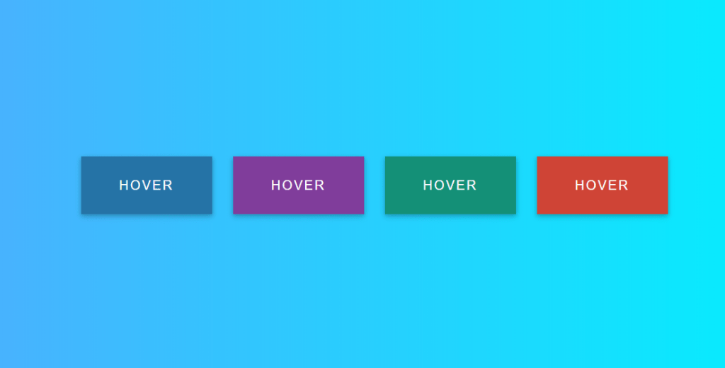 Amazing Button Hover Responsive