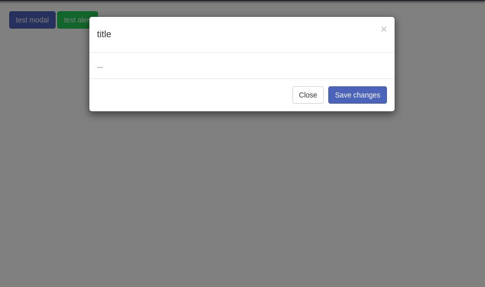 Auto-Close Bootstrap Alerts/Modal