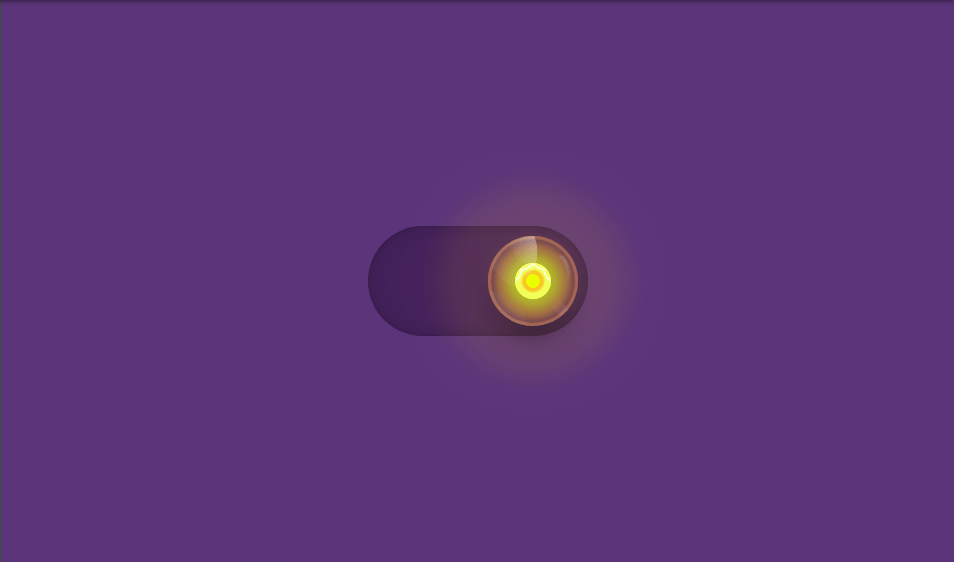 Pure CSS Bulb Switch