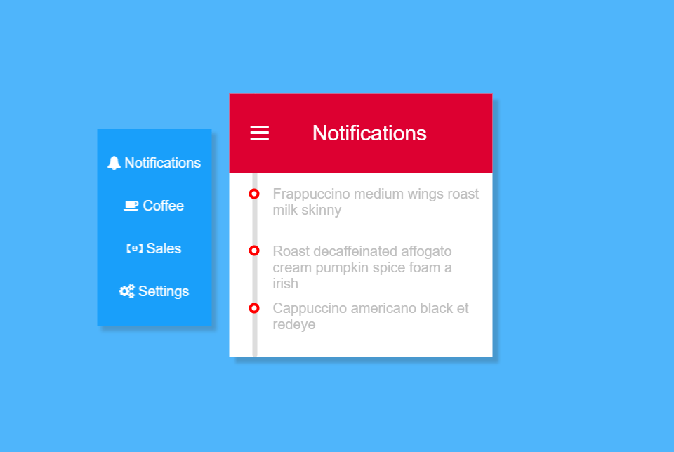React Notification Component