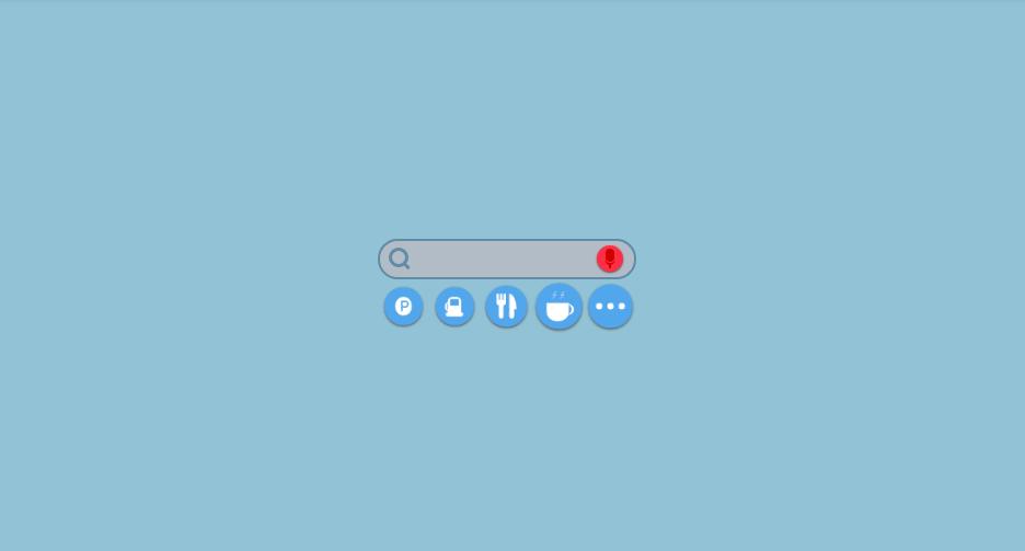 HTML search Box