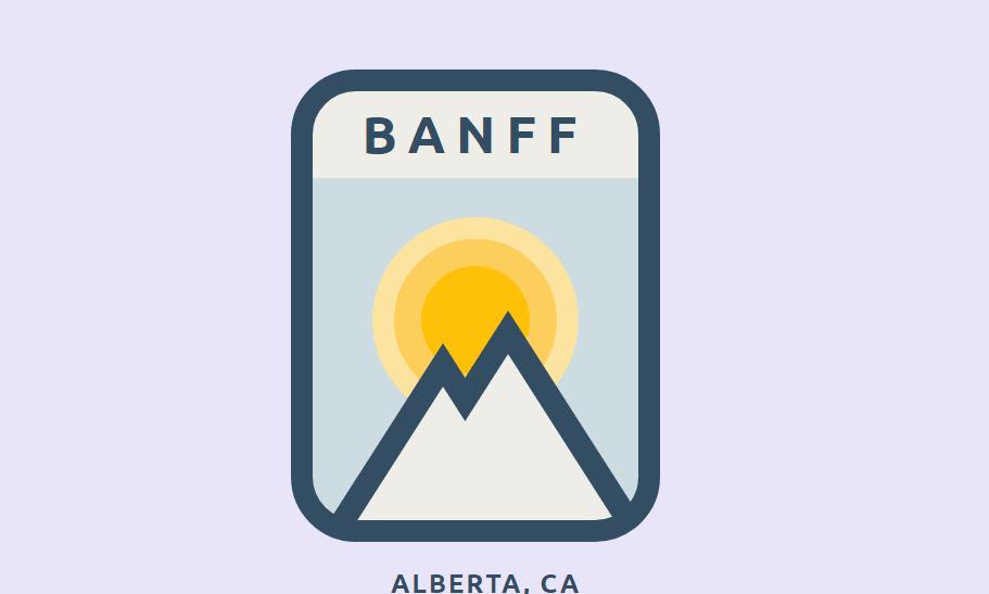 animation css badge design