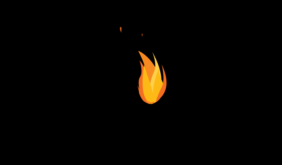 CSS Fire Animation Effect