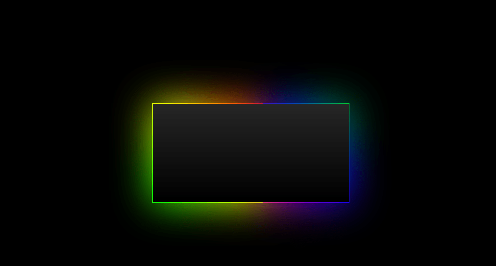 gradient border effect