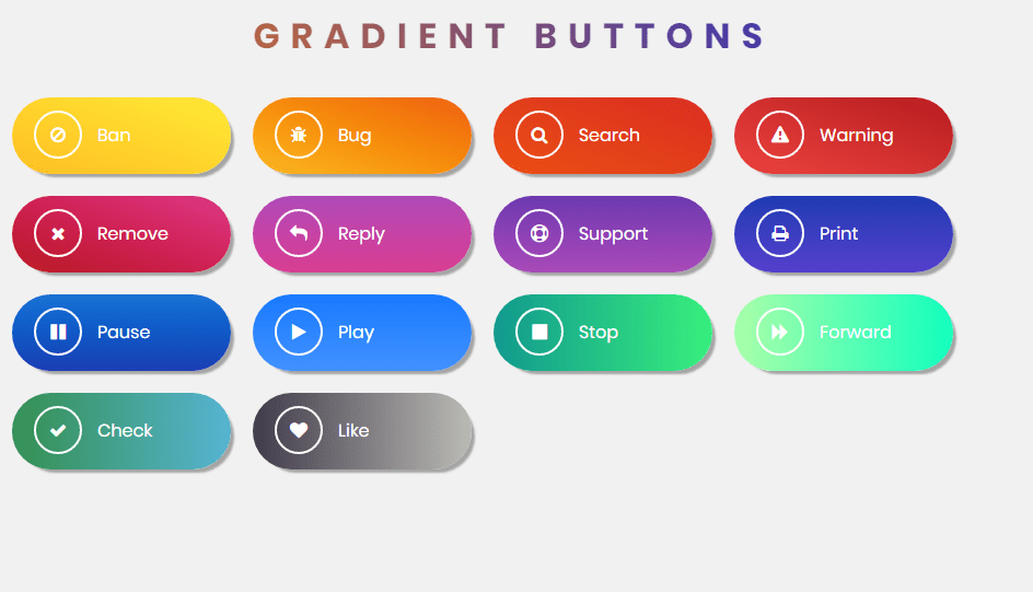 transition button on hover css examples
