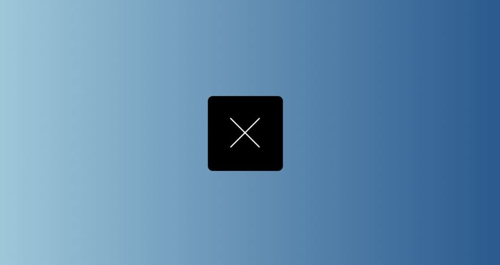 only html close button