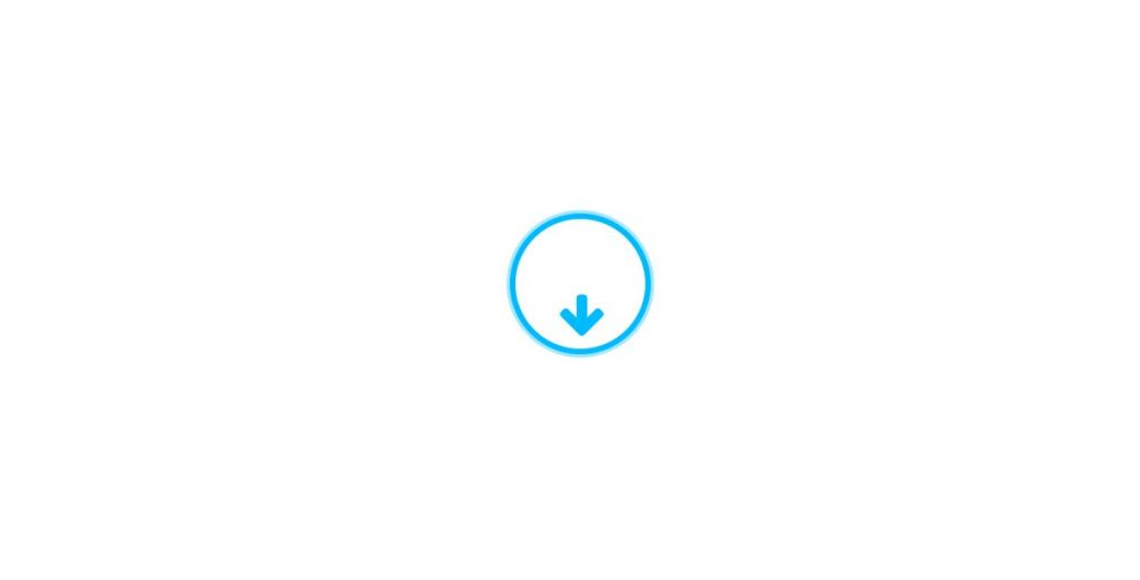 bouncing arrow hover css