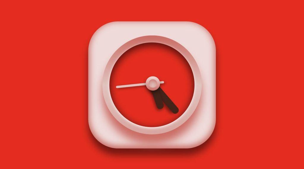 clock css design