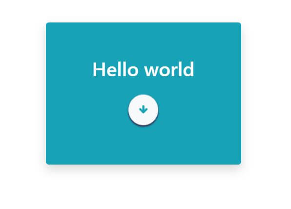 download now button html css