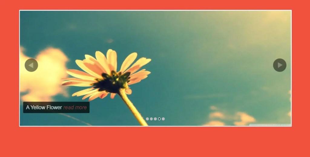 elegant html css responsive slider olya marchak