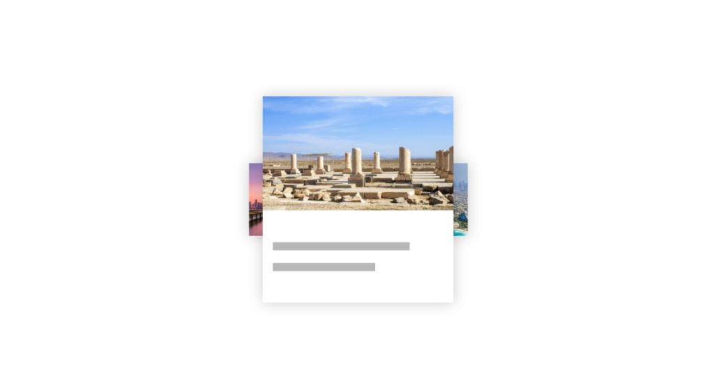 Gmail Image Gallery Animation