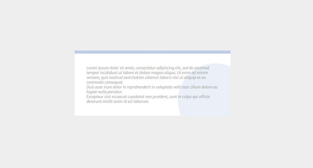 examples of blockquote html css bootstrap