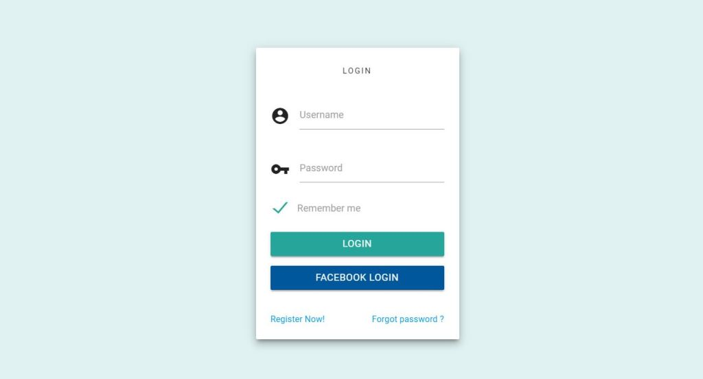 materialize jquery login forms