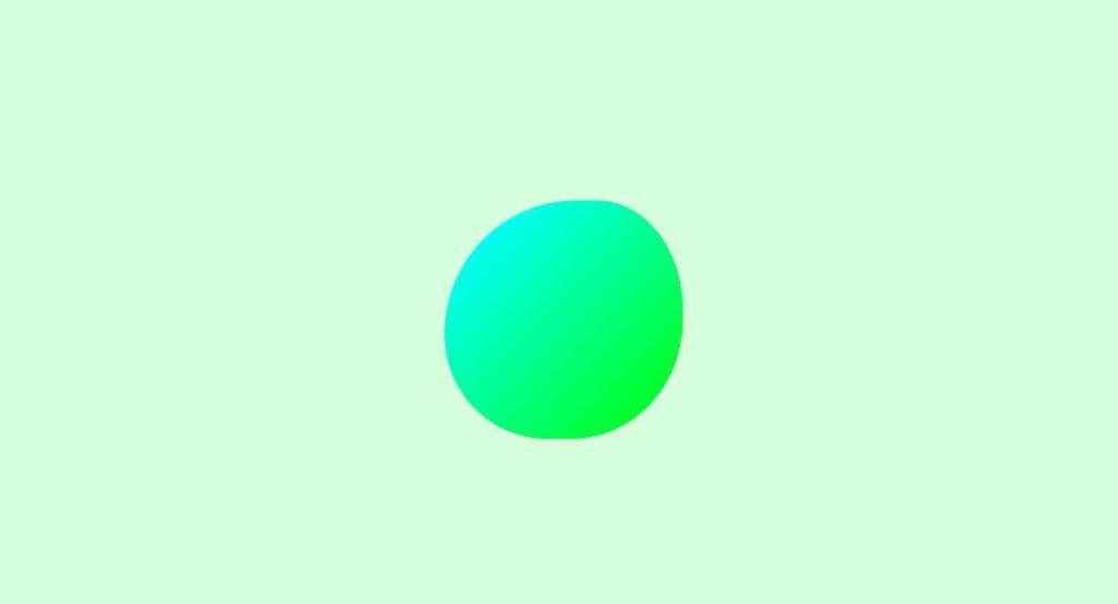 organic blob border radius