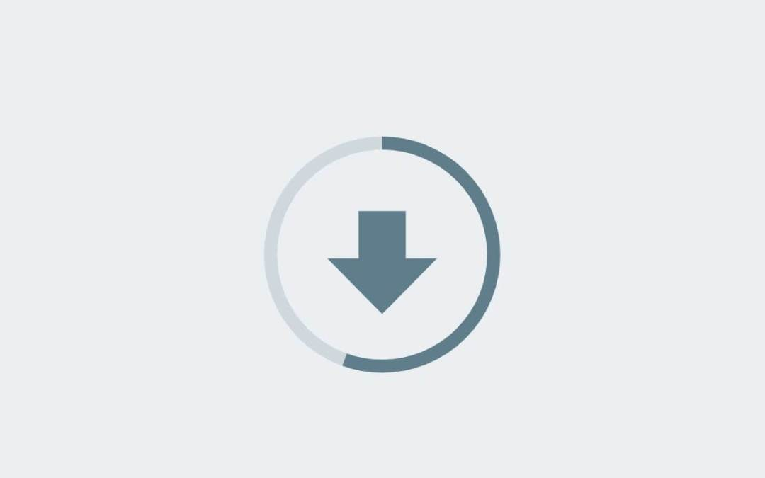 CSS Download Button