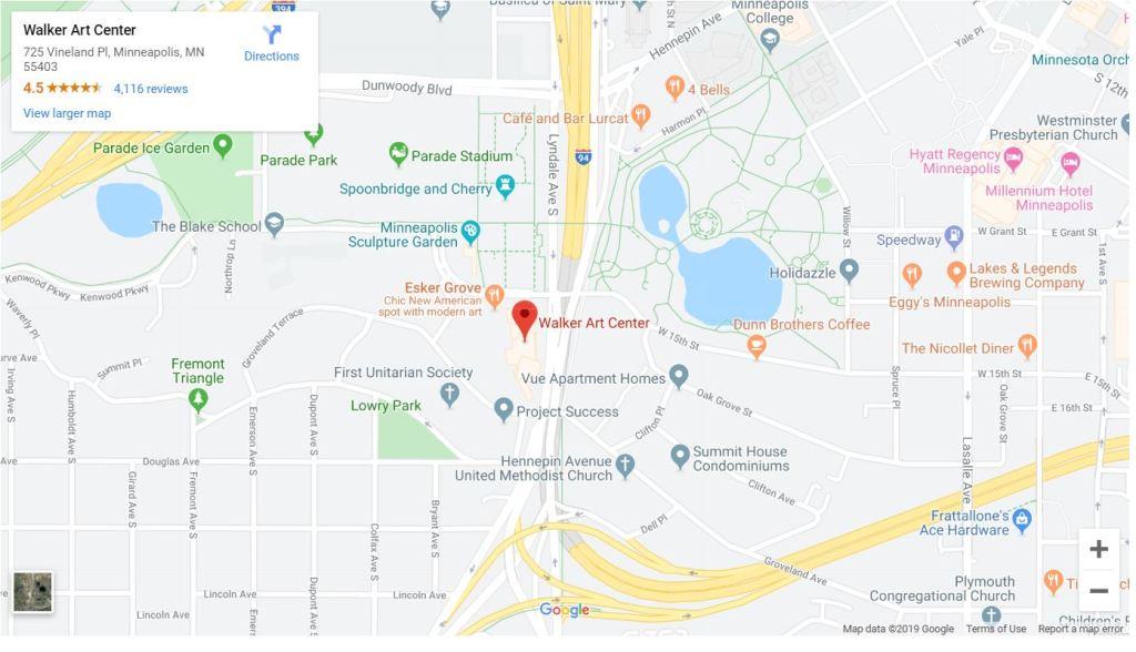 Responsive google map