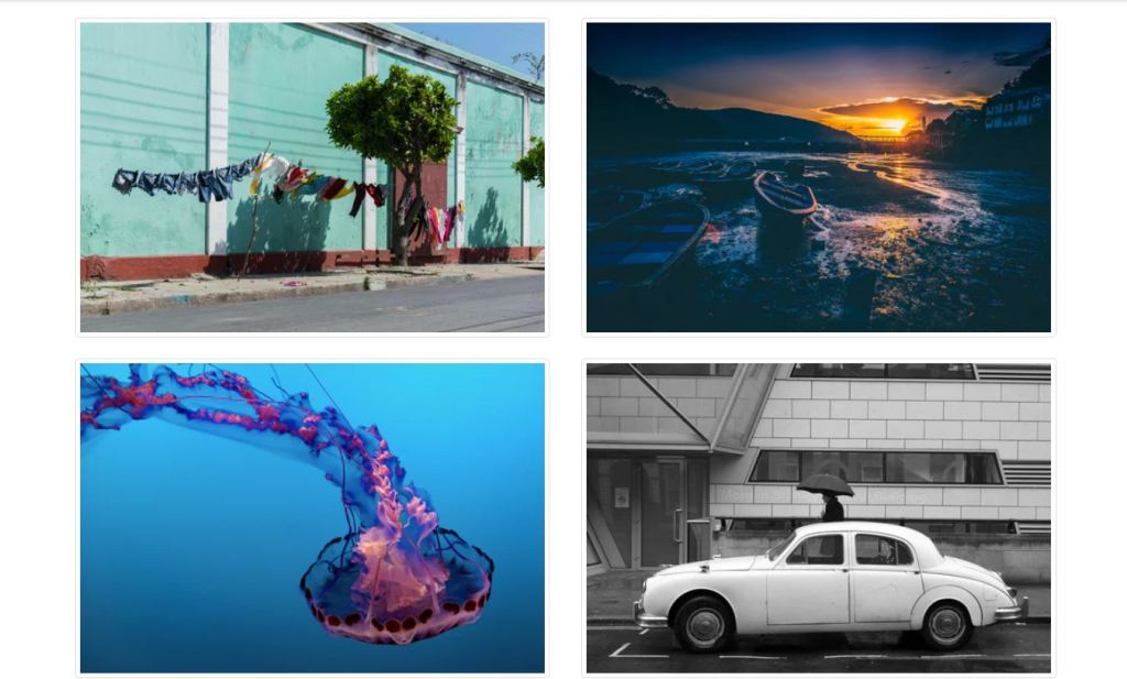 Lightbox Bootstrap Image Gallery