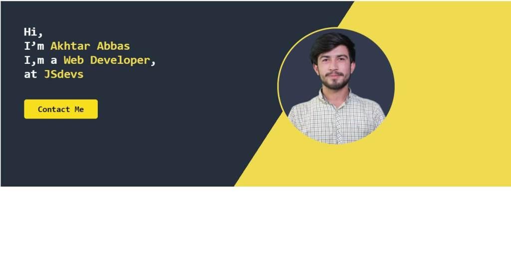 CSS User profile Design Gradient