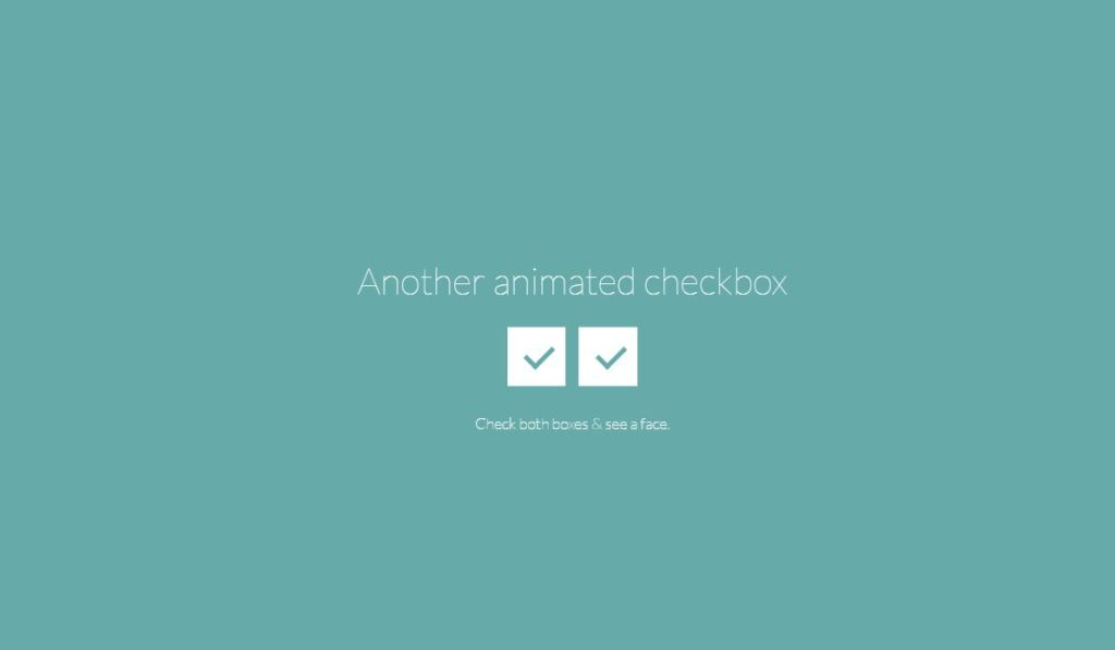 CSS Only Animated Checkbox