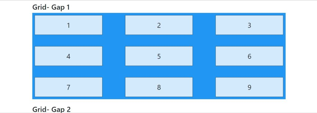 Bootstrap 4 grid system gap columns