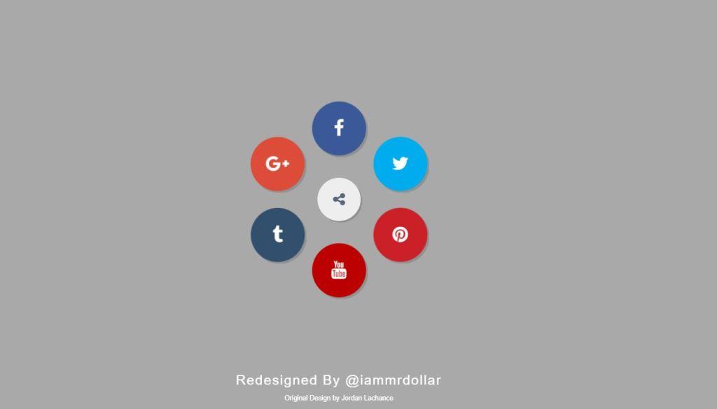 social popover