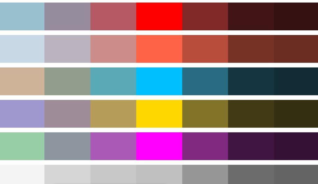 Building Color Palettes
