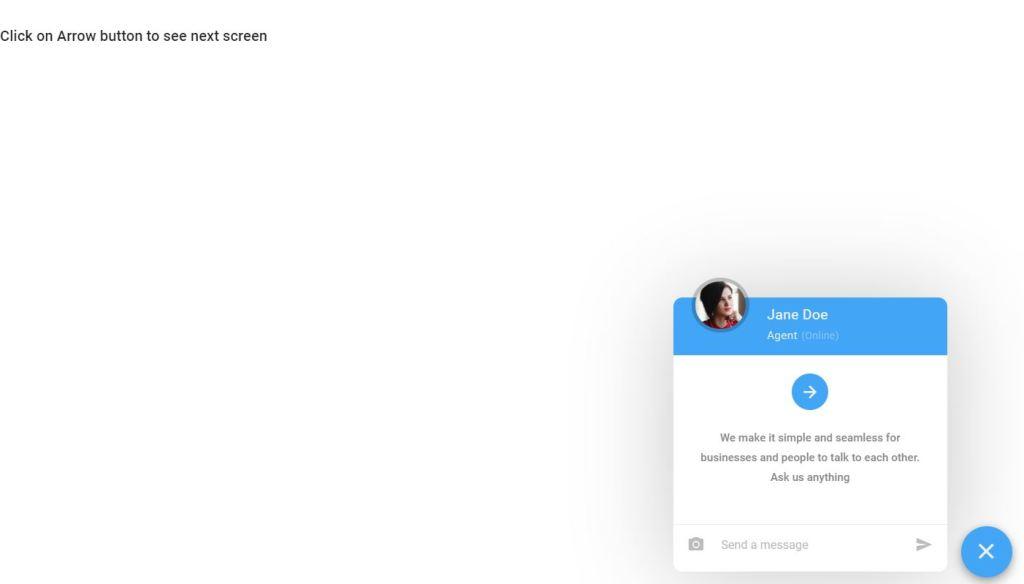 Clean Chat Box