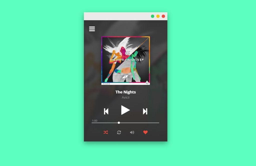 JavaScript JS music/audio play code snippet