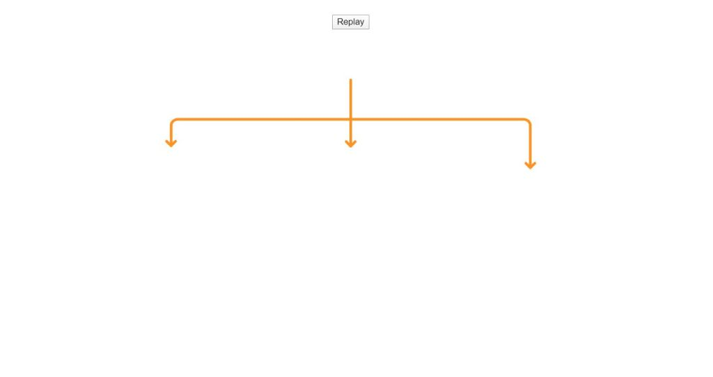 Flow chart SVG Trace Example