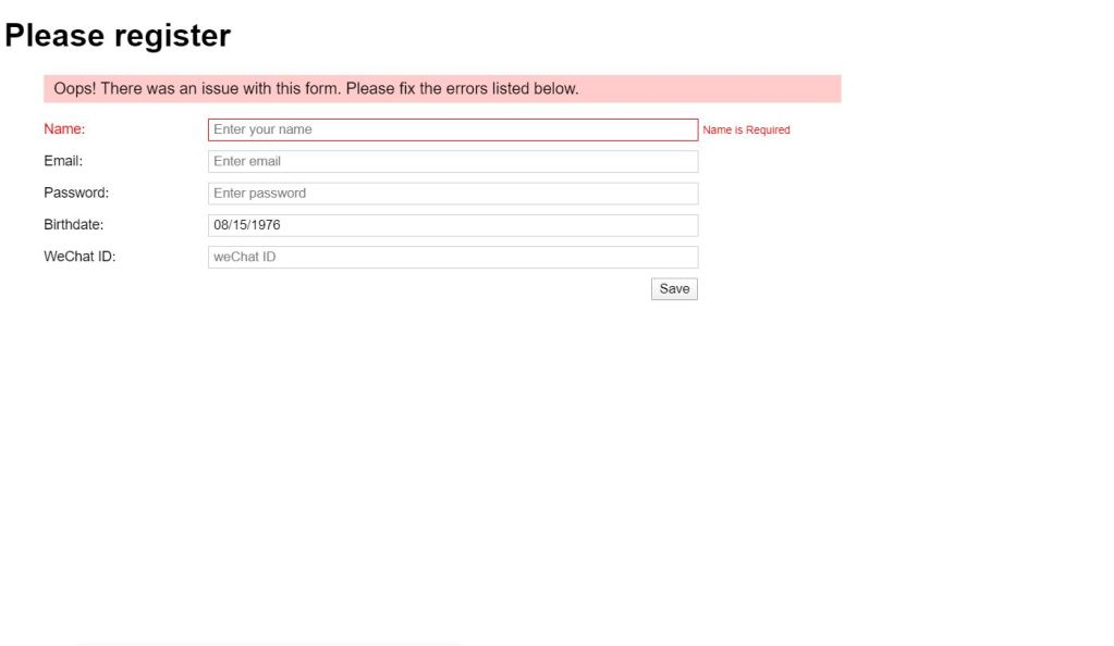 Really Simple jQuery FormValidation