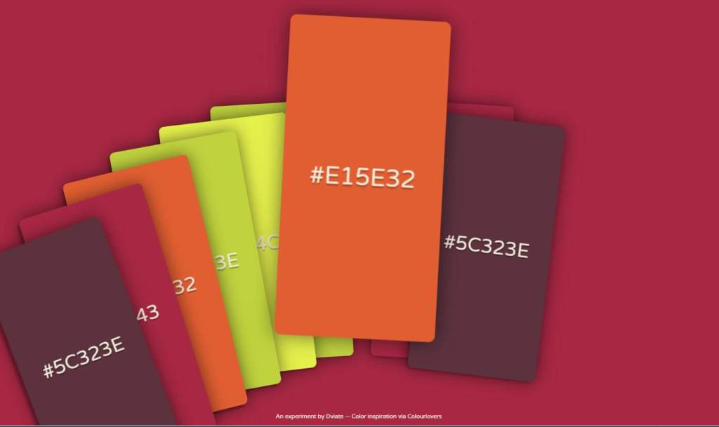 JS CSS3 Cards Stack/Fan Example