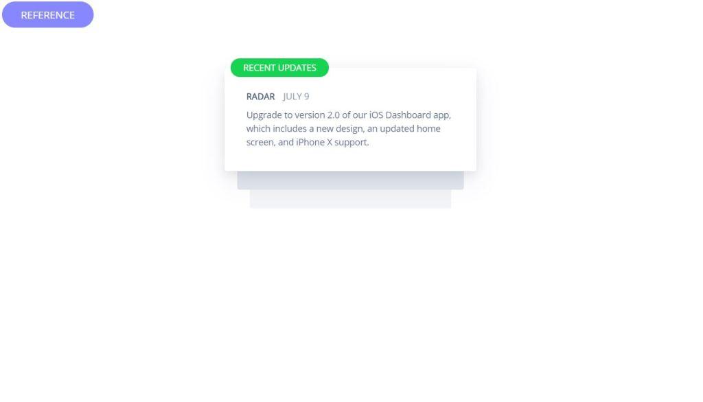 JavaScript Stripe Notification
