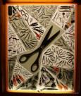 Scissors, much? In Barcelona.