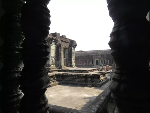 Angkor Wat, Angkor Wat for a Few Quiet Hours