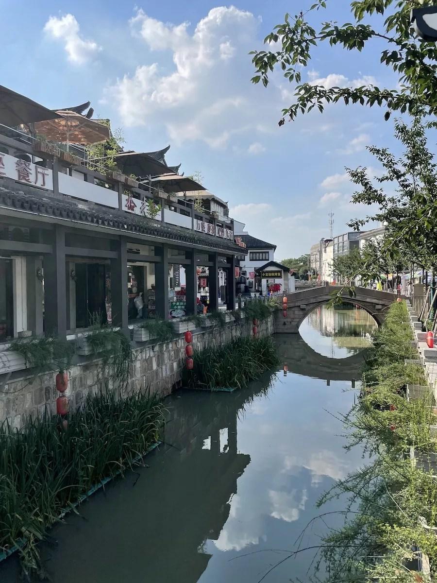 Jiading Ancient Town - onaroadtonowhere.com